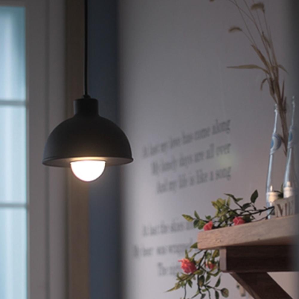 캠1등 펜던트[LED]-4color