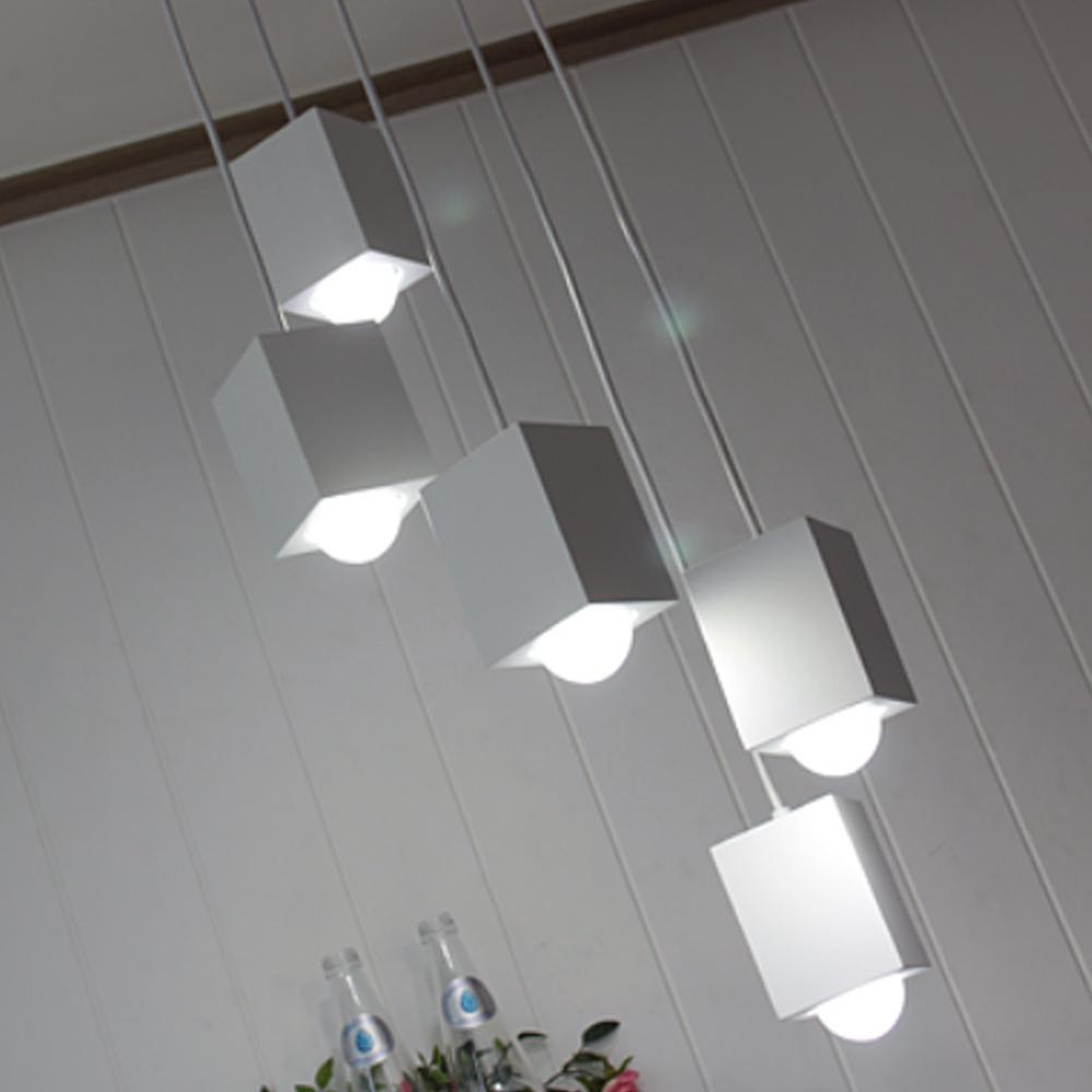 케이5등 펜던트[LED]-4color