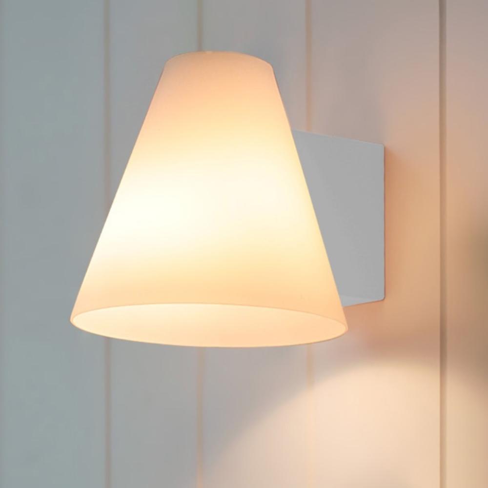 모리 벽1등[LED]-화이트 ★2주배송지연