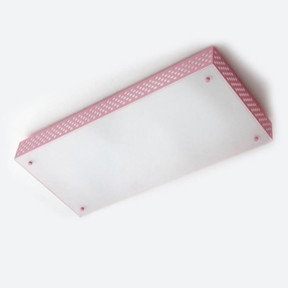 룸 미러4등-핑크