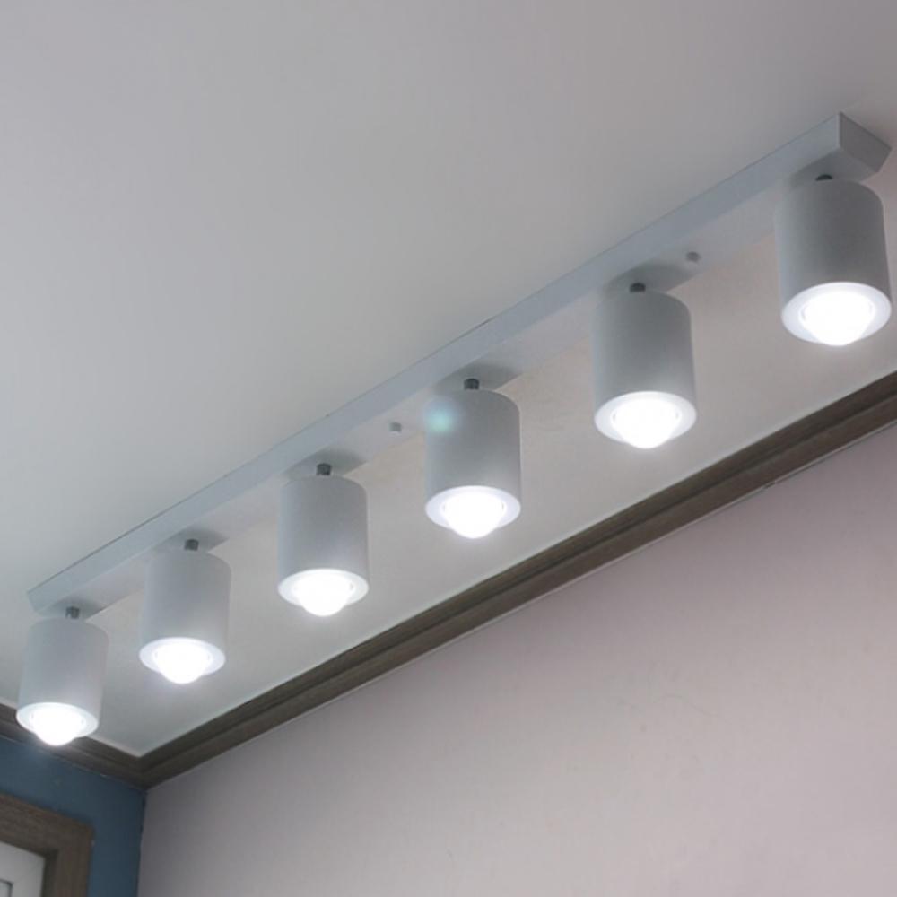 배럴6등 직부[LED]-4color