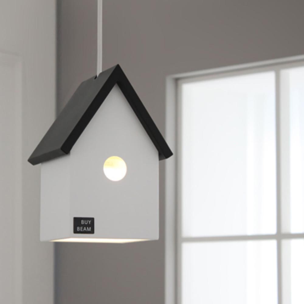 꼬빌1등 투톤 펜던트[LED]-5color