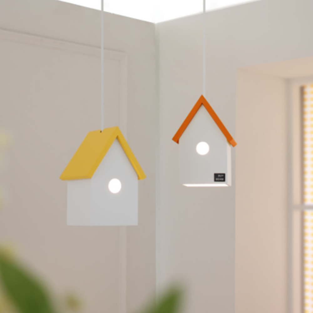 꼬빌2등 투톤 펜던트[LED]-5color