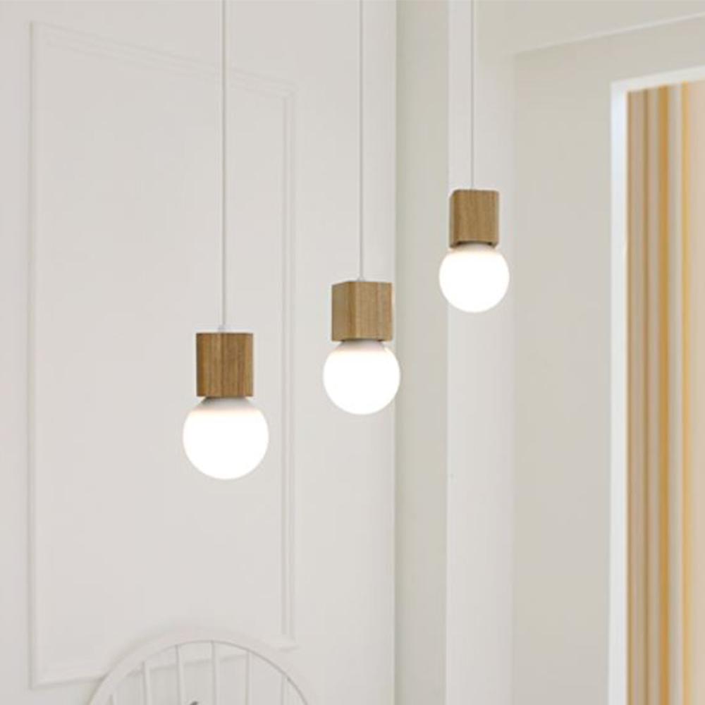 [LED] 에잇3등 펜던트 2colors