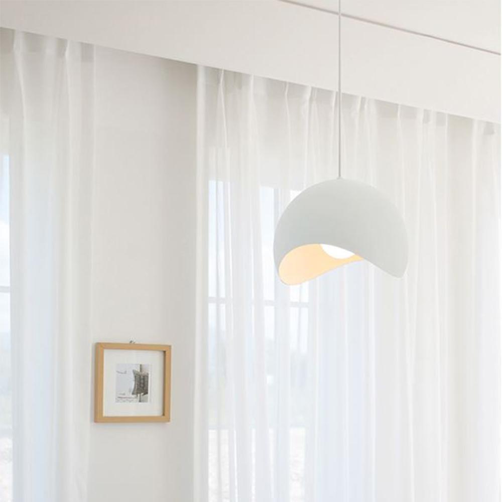 [LED] 빈1등 펜던트-블랙&화이트