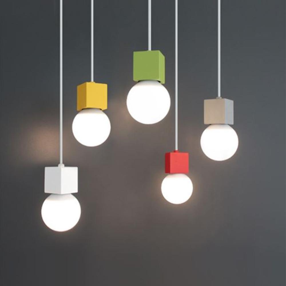 [LED] 티피5등 펜던트-7color
