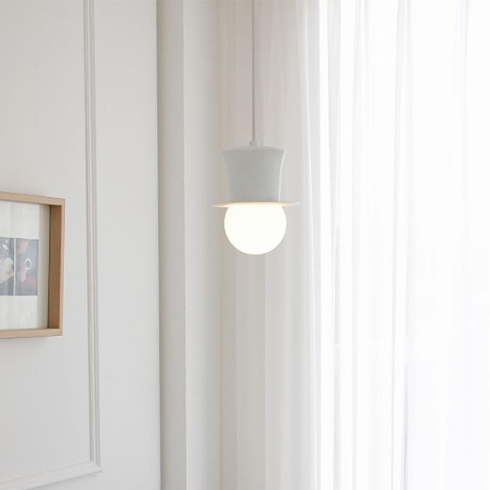 [LED] 코코1등 펜던트-블랙or화이트