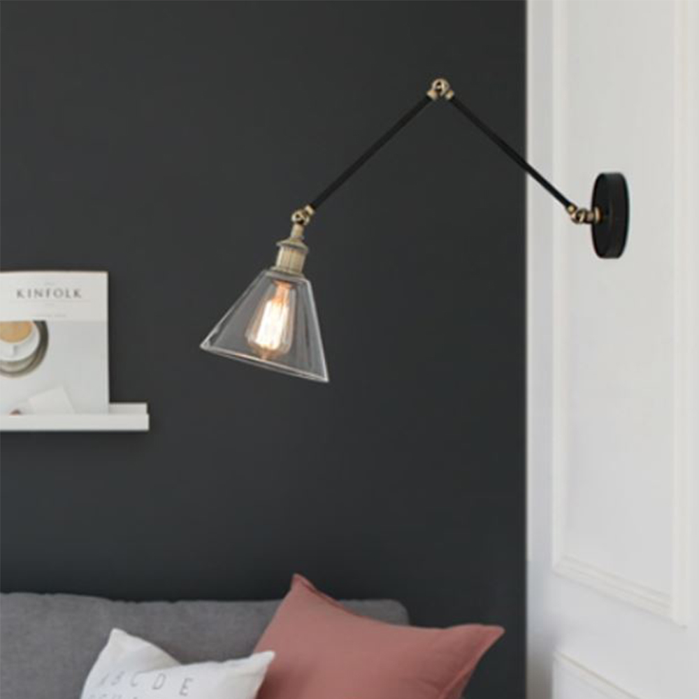 [LED] 폴1등 벽등/직부-에디슨
