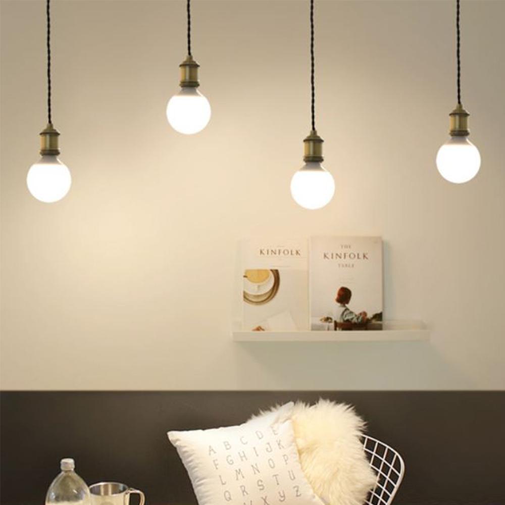 [LED] 볼코1등 펜던트