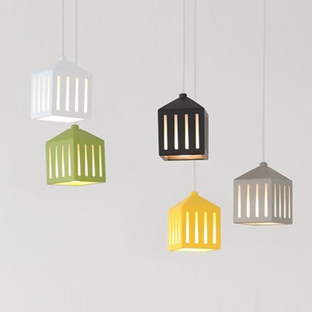 [LED] 로웰5등 펜던트-5color