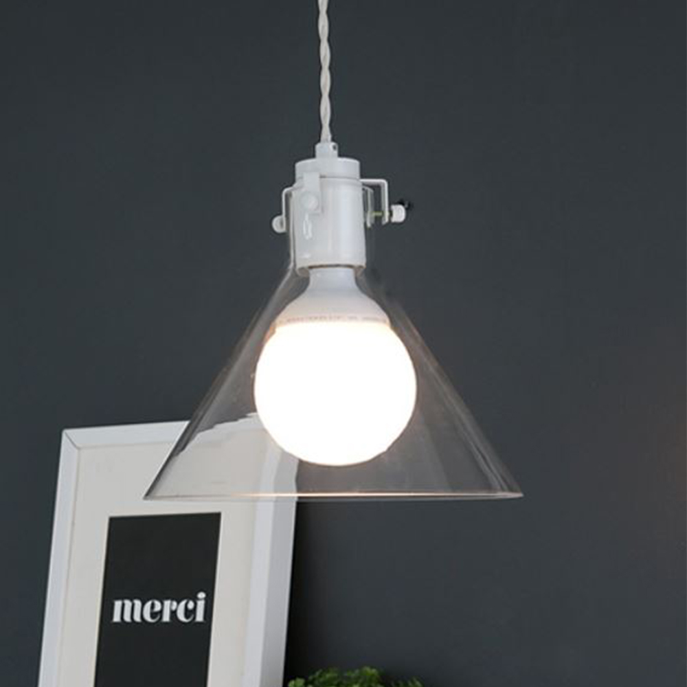 [LED] 아론1등 펜던트-블랙or화이트