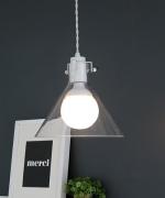 [반짝특가]LED 아론1등 펜던트-블랙or화이트
