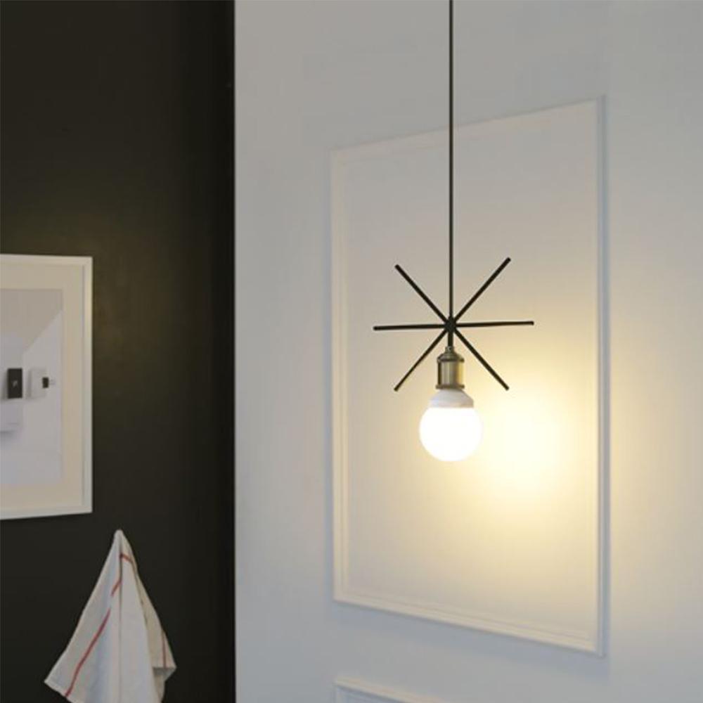 [LED] 프레임 1등 펜던트