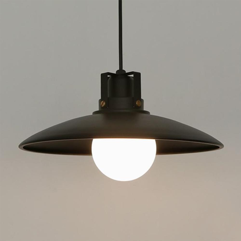 [LED] 스캇1등 펜던트-블랙or화이트