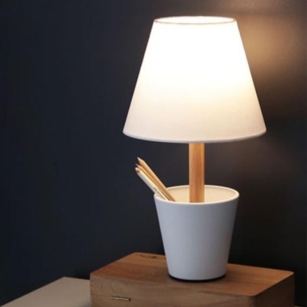 [LED] 스토리 단 스탠드-화이트