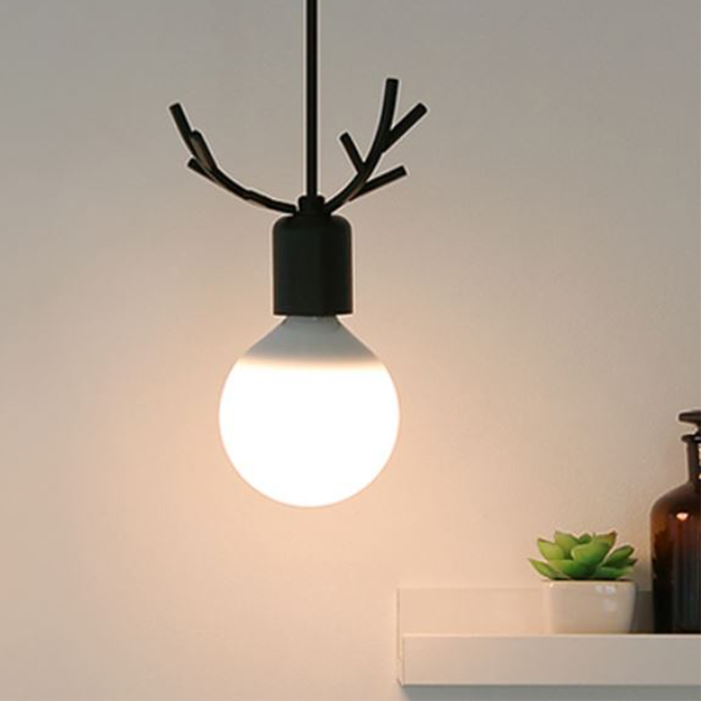 [LED] 디어1등 펜던트-블랙