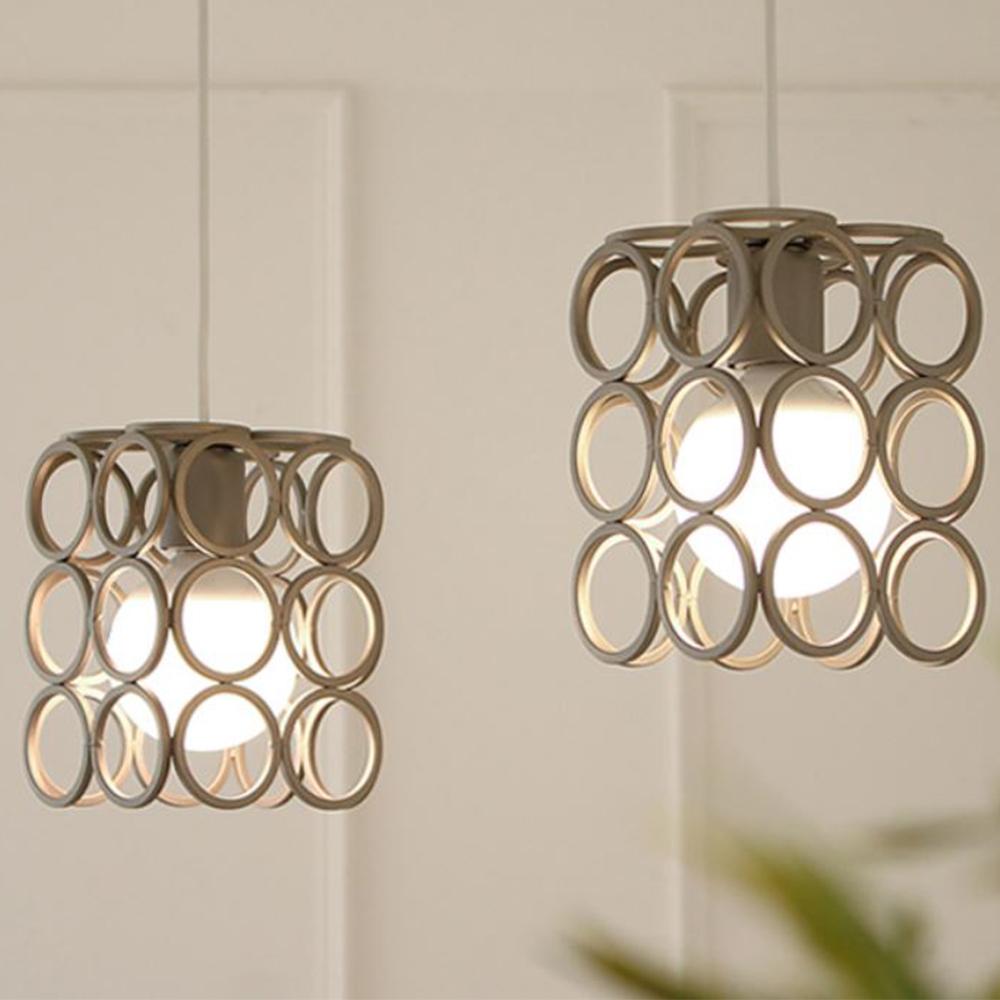 [LED] 루프2등 펜던트-3color