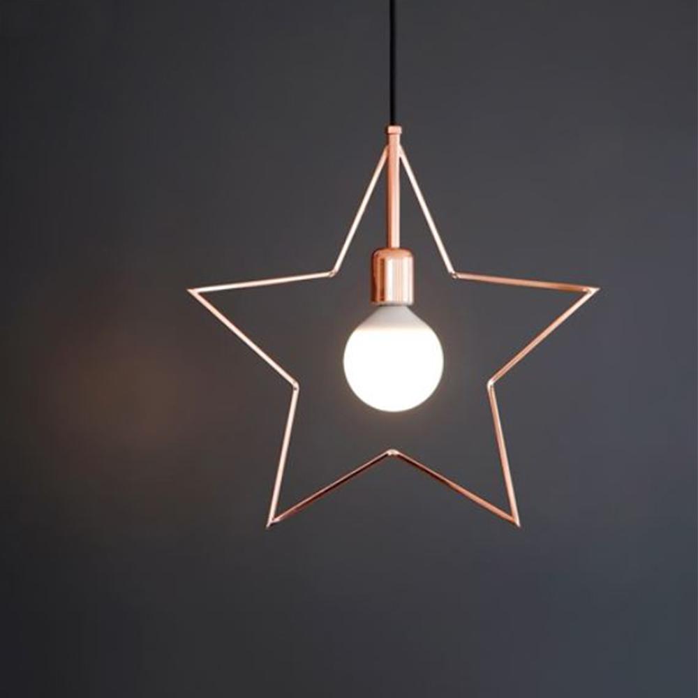 [LED] 별1등 펜던트-2color