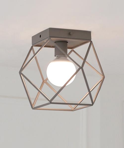 LED 케이지 센서등-그레이 2colors