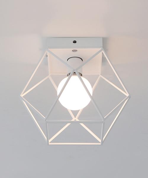 LED 케이지 센서등 2colors
