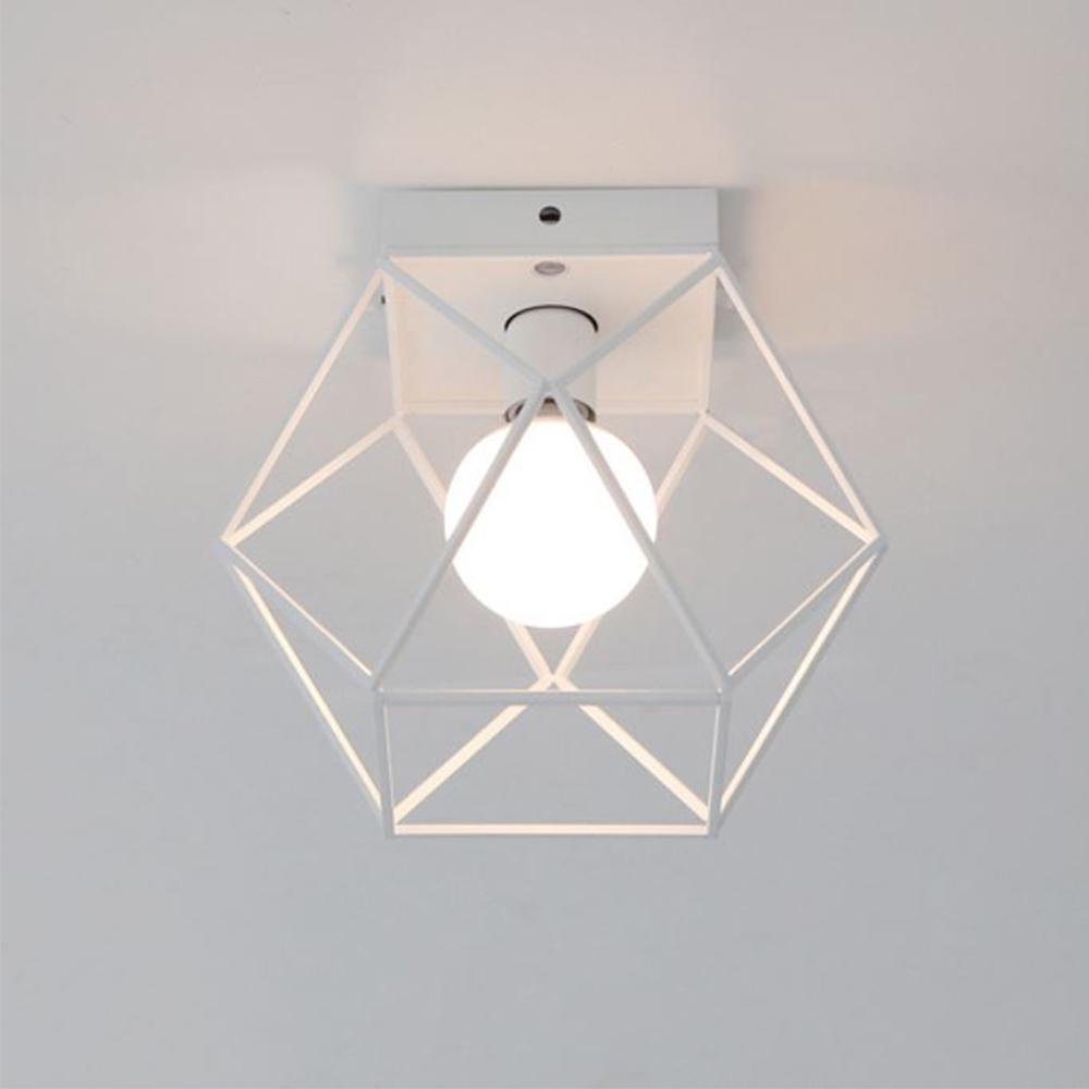 [LED] 케이지 센서등-화이트or블랙
