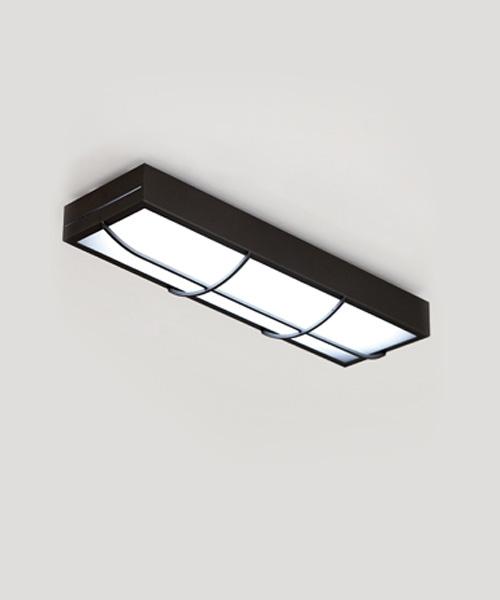 [LED] 볼륨 주방등(소)-화이트or블랙