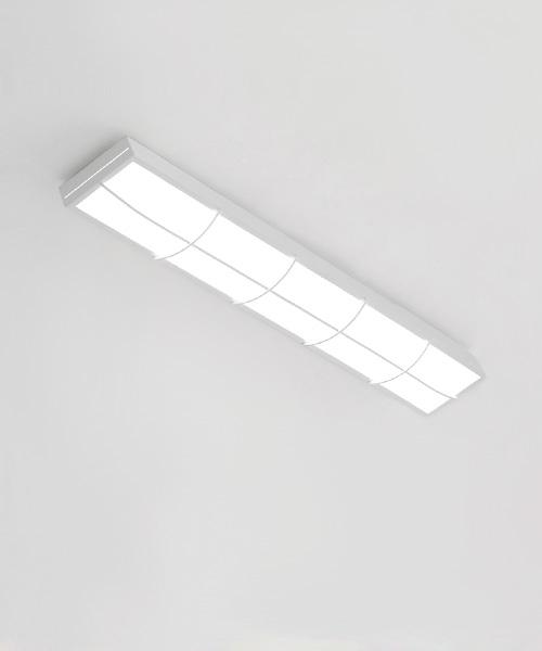 [LED] 볼륨 주방등(대)-화이트or블랙