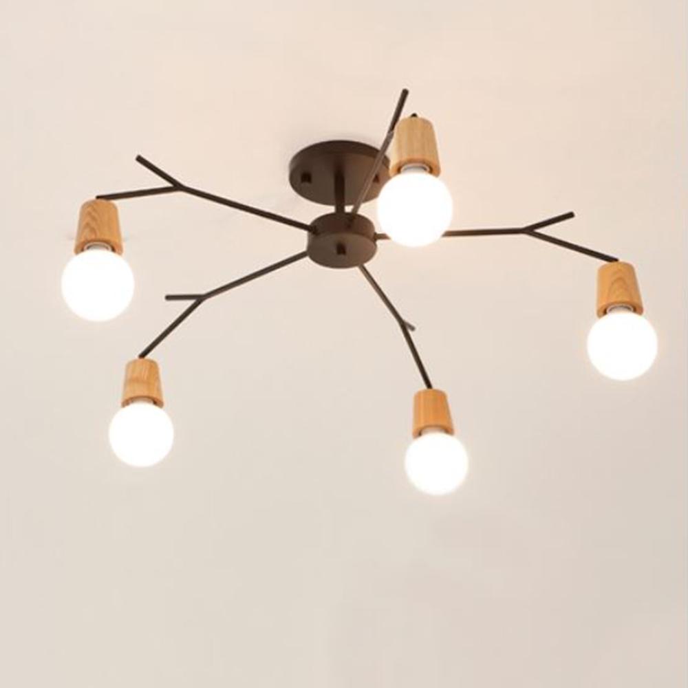 [LED] 보우 5등 거실등 2colors