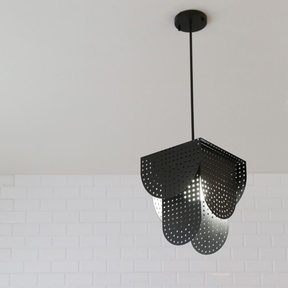 [LED] 킴푸1등 펜던트- 블랙