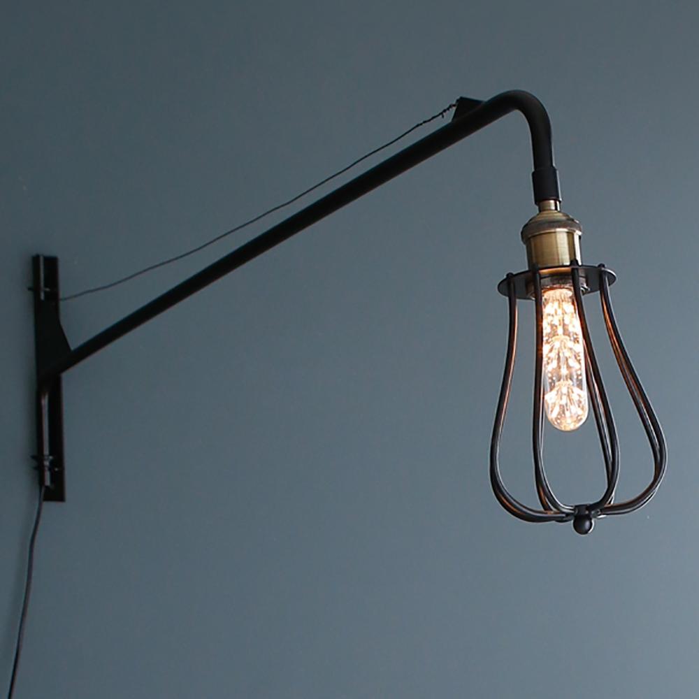 [한정수량세일][LED] 버밍1등 롱 벽걸이 스탠드