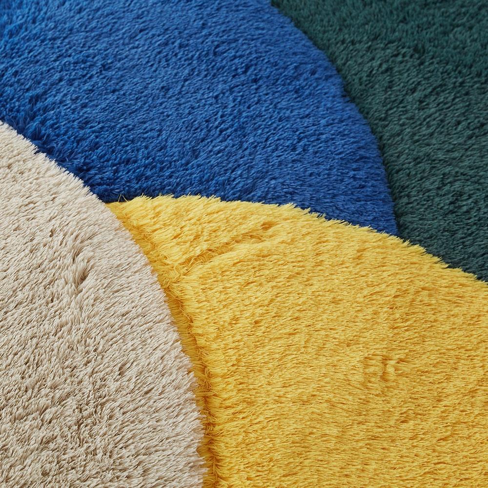소프트 원형 러그 6colors 3size