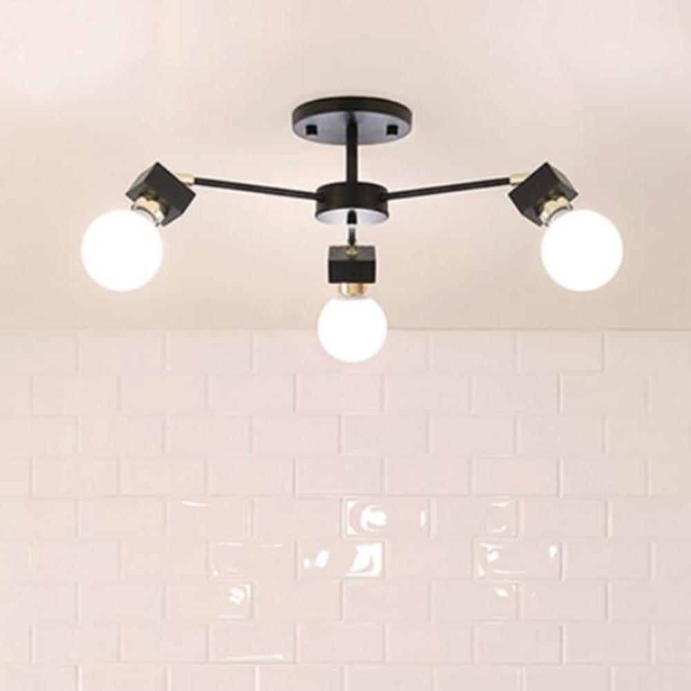 [LED] 미숑3등 직부등(라운드형-2color)