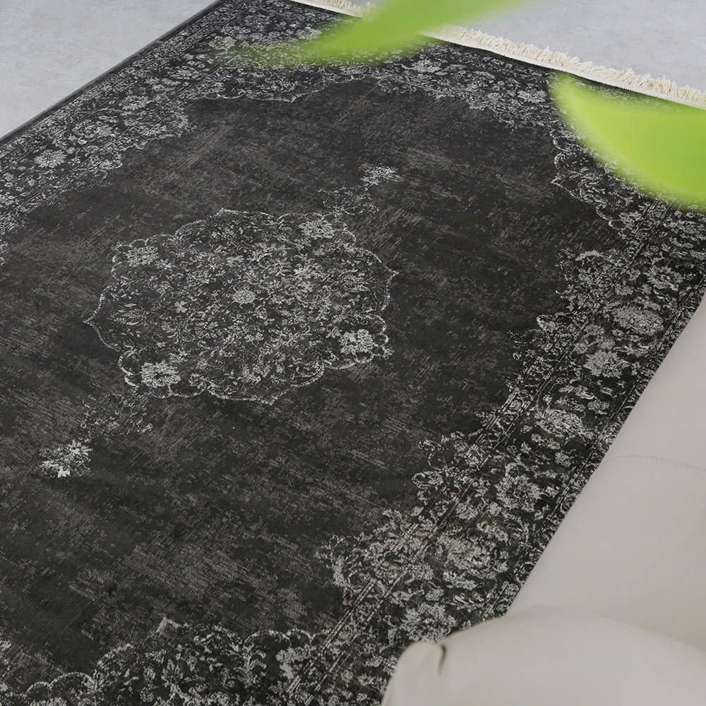 [RAGOLLE] 라골르 벨기에 로얄팰리스 휴고 다크 테슬 카페트
