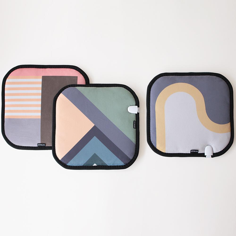 모던컬렉션 전기방석 1인용 3colors