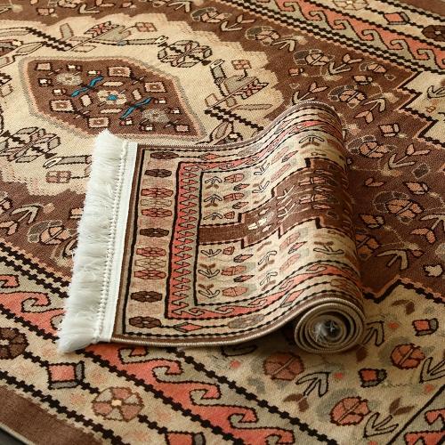 알러지케어 터키 면 테슬 카페트모음 4color 4size