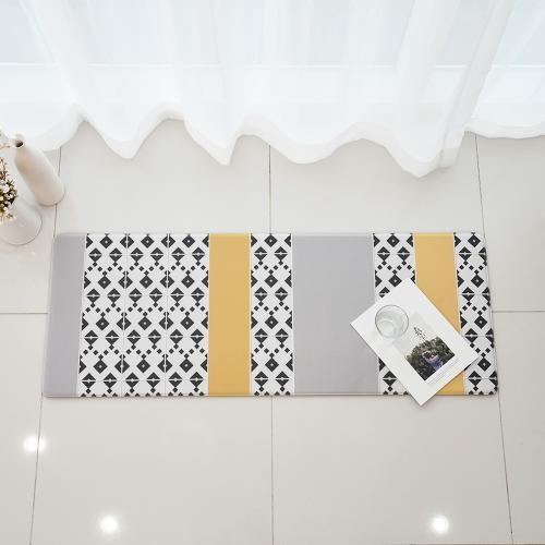 북유럽 방수 쿠셔닝 PVC 루시 주방매트