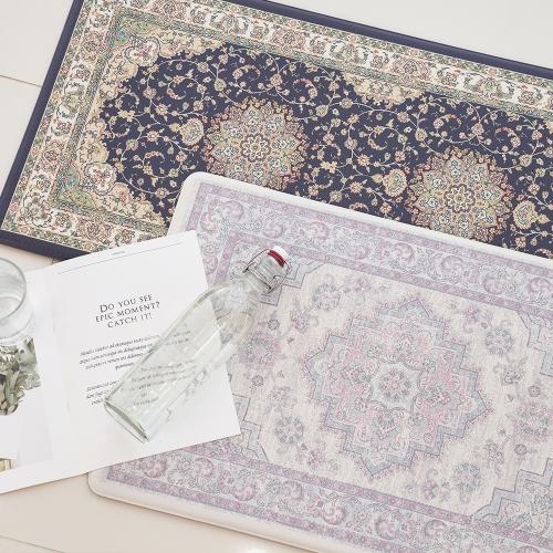 북유럽 방수 쿠셔닝 PVC 페르시안 주방매트 발매트모음 5color 2size