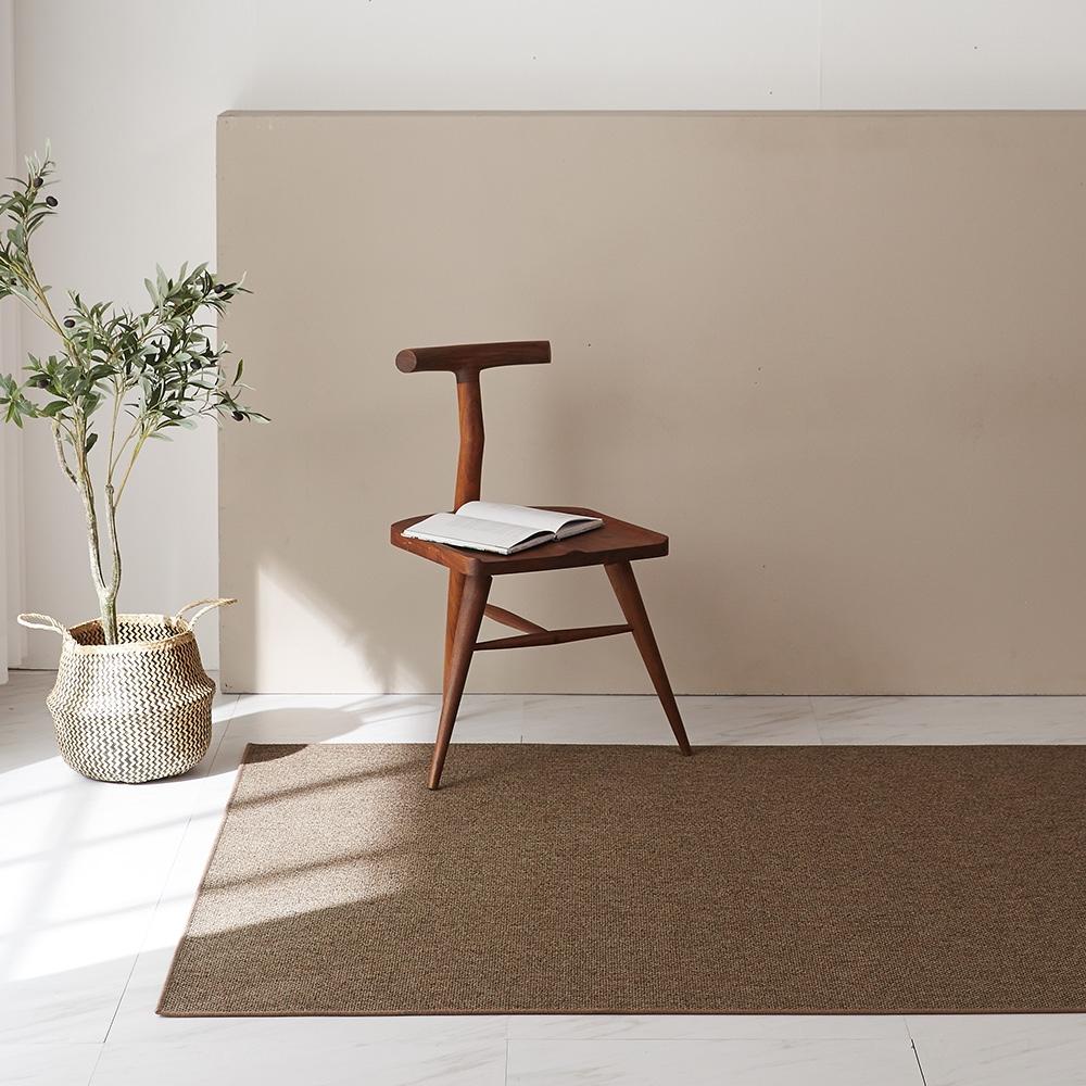 네덜란드 알테나 먼지없는 실내외겸용 사이잘룩 러그 카페트